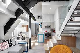 House Design From Inside Am Mor Architecture Brings Out The Best In A Tiny Manhattan Duplex