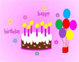 free happy birthday cards happy birthday cake and balloons modern happy birthday card cake