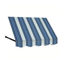 Awntech Awning Awntech 14 Ft Santa Fe Window Awning 31 In H X 24 In D In