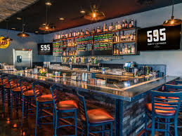 Bar Interior Design A Guide To 14 Special Dinners In Las Vegas