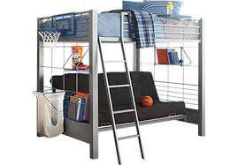 Bunk Bed With Sofa Underneath Bunk Bed With Futon Attractive Beds Futons Underneath