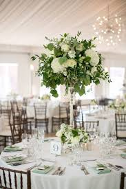 wedding flower arrangements best 25 green wedding centerpieces ideas on wedding