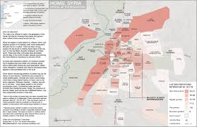 Syria Conflict Map The Arab League U0027s Role In The Syrian Civil War Inquiries Journal