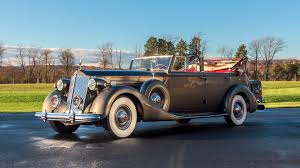 vintage maserati convertible packard classic cars for sale
