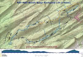 Green Ridge State Forest Map by Rsf Mst Brushridge Jpg
