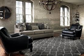 Black Accent Chairs For Living Room Industrial Living Room Living Room With Accent Chairs