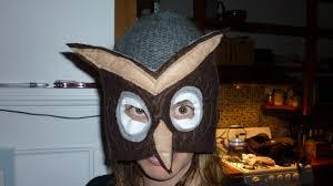owl handmade tales of diy derring do