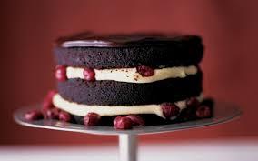 martha stewart u0027s marvelous black forest cake