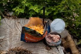 Mountain House Food by Camp Eats 5 Mountain House Food Hacks