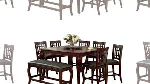dining table with lazy susan built in grill youtube