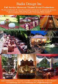 party decoration rentals moroccan themed and party rental with moroccan prop
