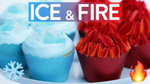 game of thones ice u0026 fire cupcakes nerdy nummies desserts