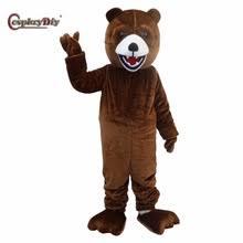 Brown Bear Halloween Costume Popular Brown Bear Halloween Costume Buy Cheap Brown Bear