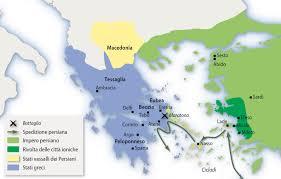 prima guerra persiana la prima guerra persiana