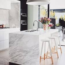 modern colors for kitchens 29 of the chicest marble kitchens on instagram brit co