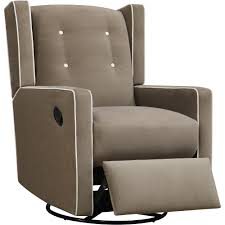 Gliding Chairs Baby Relax Mikayla Swivel Gliding Recliner Choose Your Color