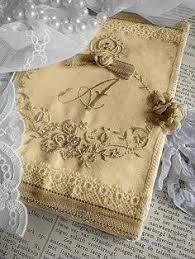 vintage wedding albums needlework tools necessities on hardanger sewing