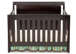 Converting Crib To Toddler Bed Manual by Delta Madisson 4 In 1 Convertible Crib Espresso Walmart Canada