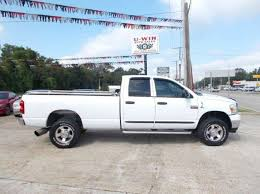 dodge trucks for sale in louisiana 2007 dodge ram 2500 truck for sale in louisiana louisiana