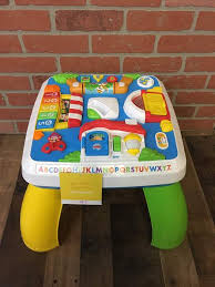 fisher price around the town learning table fisher price laugh learn around the town learning table good buy