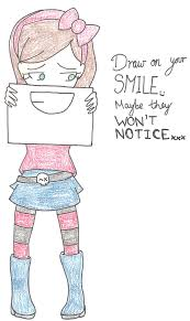 draw on your smile by abyss the hedgehog on deviantart