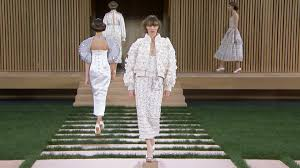 spring summer 2016 haute couture show chanel youtube