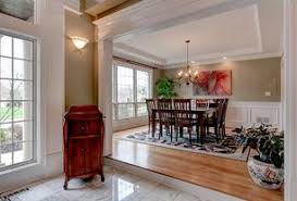 gray dining room crown molding design ideas u0026 pictures zillow