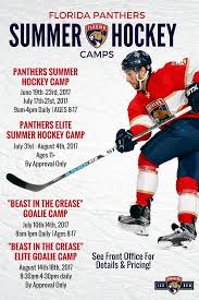 florida panthers iceden hockey schools