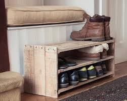 Shoe Storage Bench Shoe Storage Small Best 25 Small Shoe Rack Ideas On Pinterest Diy