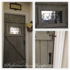Etsy Laundry Room Decor by Laundry Door U0026 Before U0026 After An Old Door Salvaged And Hung