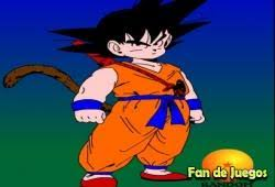 play zamas paint free dragon ball game