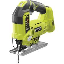 Bench Drill Bunnings Ryobi One 18v Cordless Jigsaw Skin Only Bunnings Warehouse