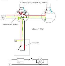 lovely 2 lights 1 switch wiring diagram ideas electrical circuit