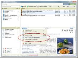logiciel de recette de cuisine what s simple recipe collector
