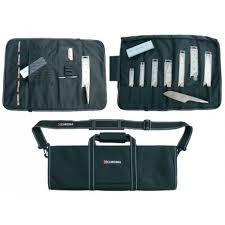 malette de cuisine vide mallette à couteaux vide chroma 16 places maison habiague