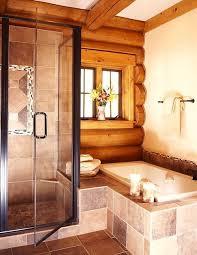 cabin bathrooms ideas best 25 log cabin bathrooms ideas on shower