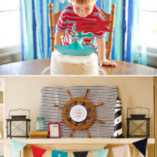 sailboat cake topper nautical theme hostess with the mostess