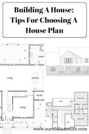 building a house tips for choosing a house plan our alabama life