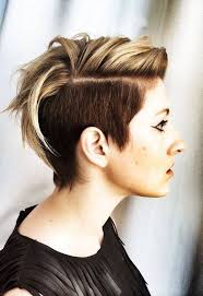 hair styles with your ears cut out best 25 tomboy hairstyles ideas on pinterest androgynous hair