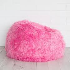 luxury shaggy fur beanbag from ivory u0026 deene u2013 ivory u0026 deene pty ltd