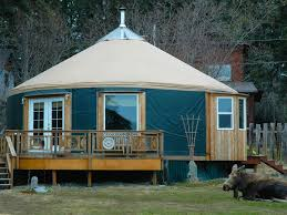first class yurt with everything perfect f vrbo