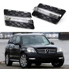 mercedes glk350 09 12 mercedes glk300 glk350 oem fit led daytime running lights