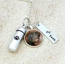 pet memorial necklace pet memorial jewelry pendants and charms amanda