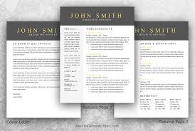 modern resume template word 2 resume template start