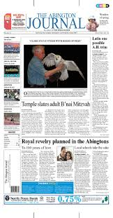 the abington journal 04 27 2011 by the wilkes barre publishing