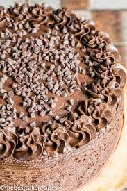 dark chocolate cake recipe homemade cake u0026 chocolate buttercream