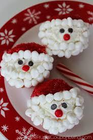25 beste ideeën over kerstmancupcakes op pinterest kerst