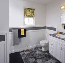 Idea For Bathroom Wall Decor How To Installing Wainscoting Ideas For Bathroom