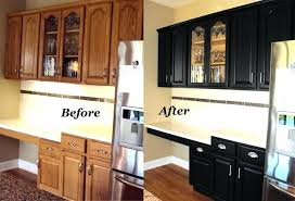 how to refinish oak kitchen cabinets oak kitchen cabinets refinishing faced