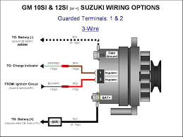alternator 3 wire diagram wiring wiring diagrams and instructions